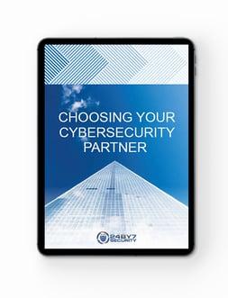 choosing cybersecurity partner